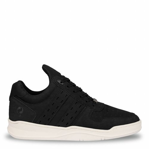 Heren Sneaker Fenzo Black / White