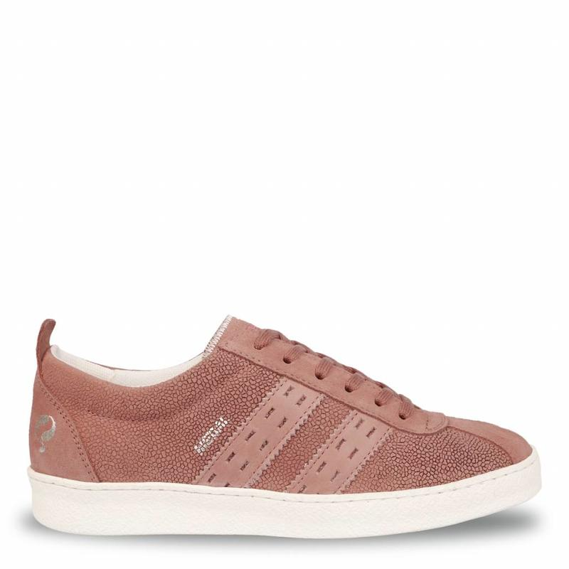Dames Sneaker Medal Lady Old Pink