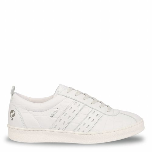 Dames Sneaker Medal Lady White