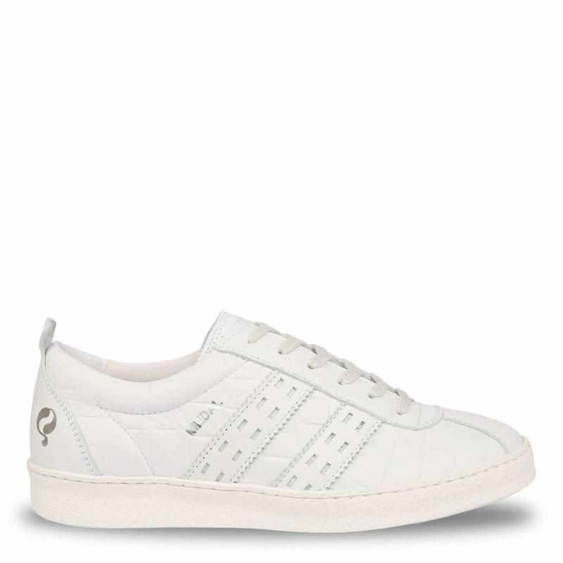 Dames Sneaker Medal Lady White
