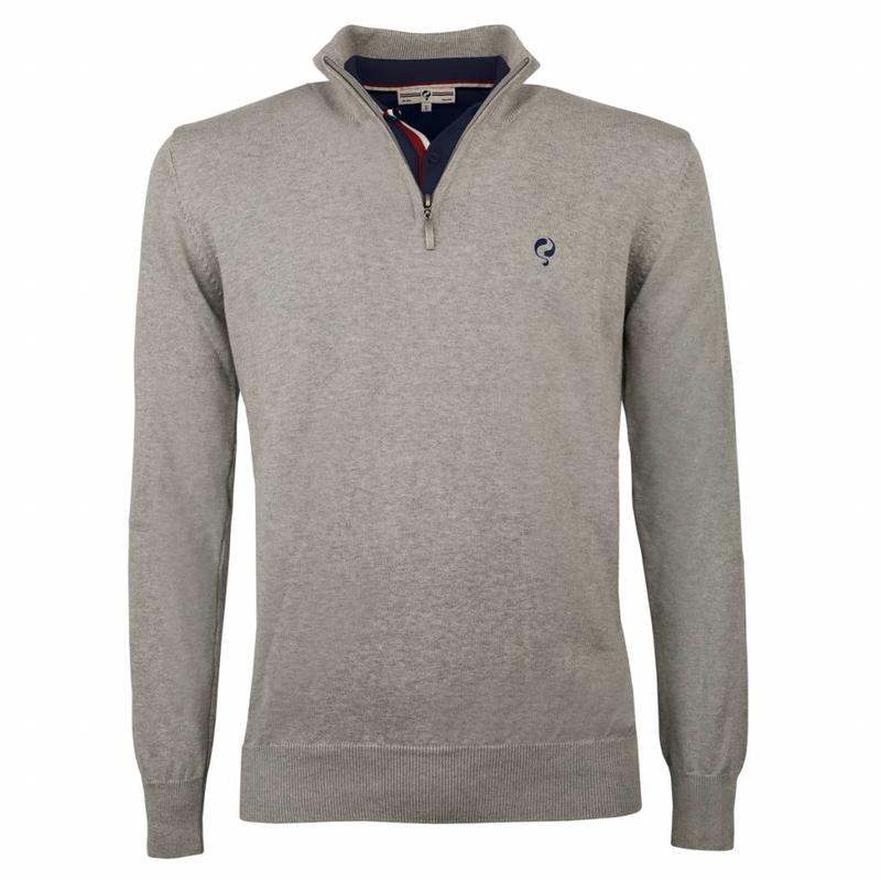 Men's Pullover Half Zip Stoke Greyhound