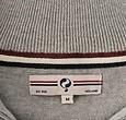 Q1905 Heren Pullover Half Zip Stoke Greyhound