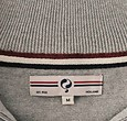 Q1905 Men's Pullover Half Zip Stoke Greyhound