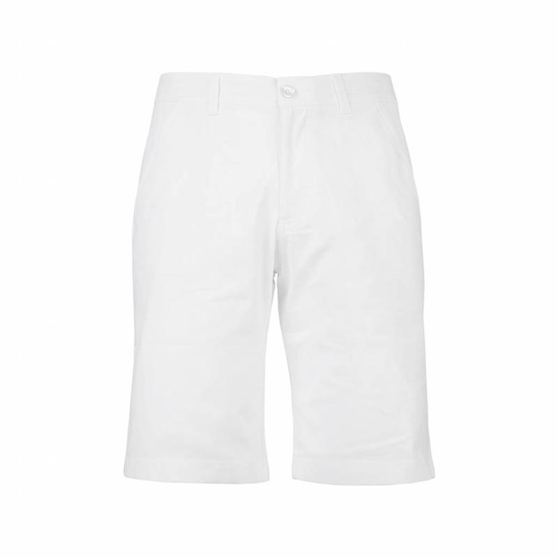 Men's Short Pants Albatros White