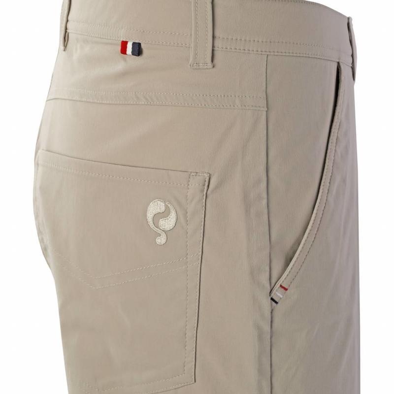 Men's Short Pants Albatros Khaki Beige