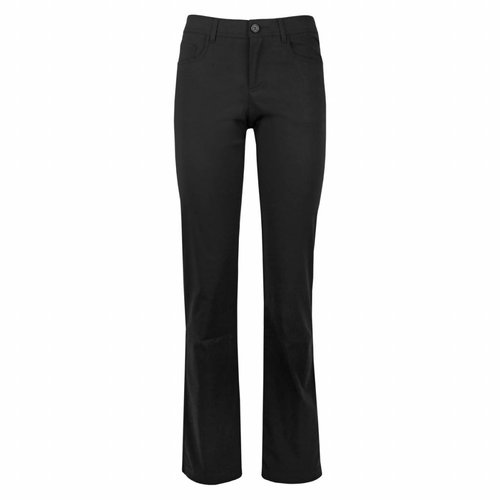 Women's Golfbroek Fade Black