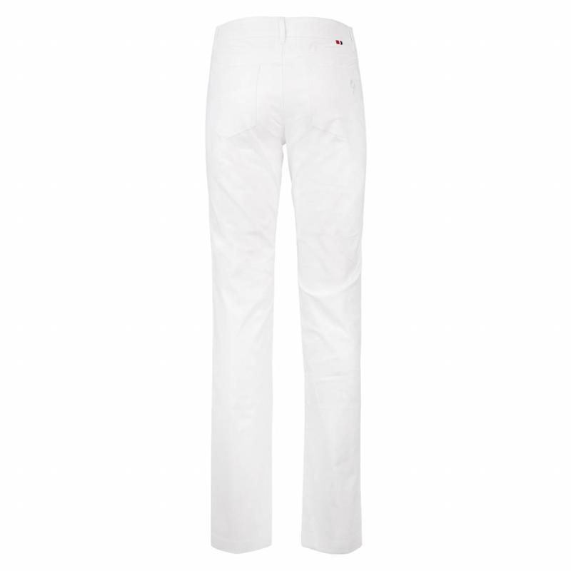 Women's Pants Fade White