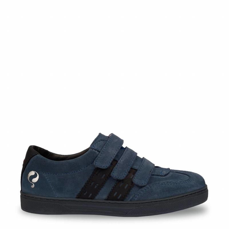Heren Sneaker Legend '69 JR Dk Denim / Deep Navy
