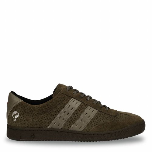 Heren Sneaker Legend '69 Army Green / Dusky Green