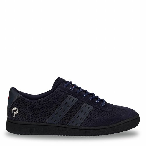 Heren Sneaker Legend '69 Deep Navy / Jeans Blue
