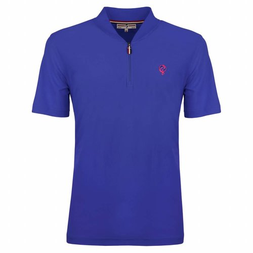 Heren Polo JL One Dazzling Blue
