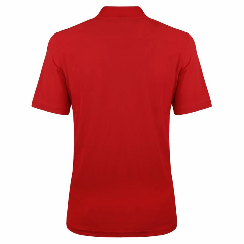 Heren Polo JL One Red
