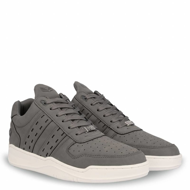 Heren Sneaker Fenzo Stone Grey