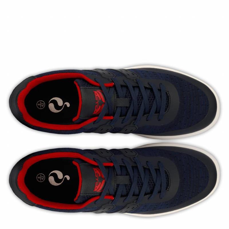 Heren Sneaker Kristal Deep Navy