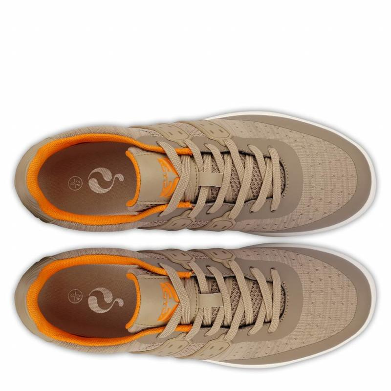 Men's Sneaker Kristal Soft Taupe