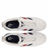 Men's Sneaker Medal White / Red-Navy