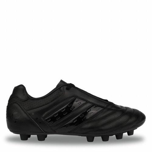 Football Boot Hattrick FG Black / Black