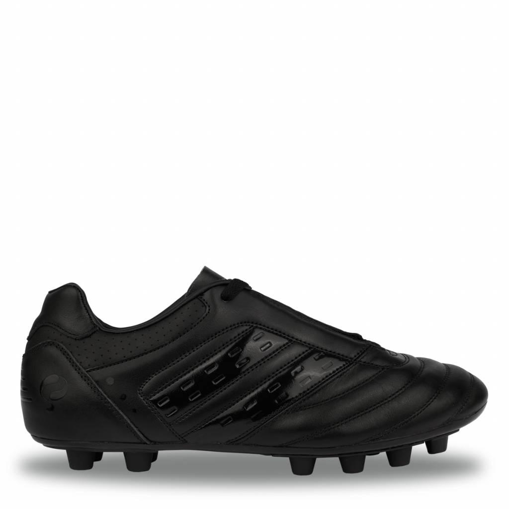 Voetbalschoen Hattrick FG Black - Black