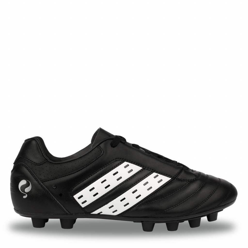 Voetbalschoen Hattrick FG Black - White