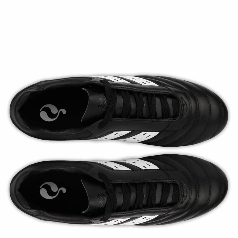 Football Boot Hattrick FG  Black / White