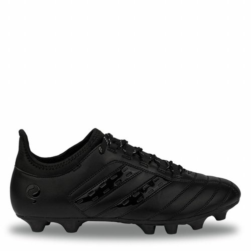 Football Boot Treble FG Black / Black