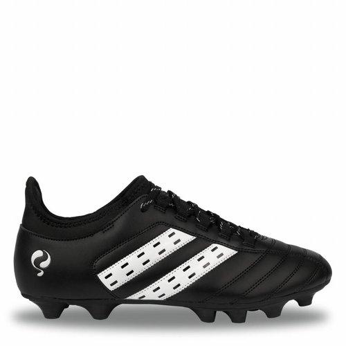 Voetbalschoenen Treble FG  Black / White