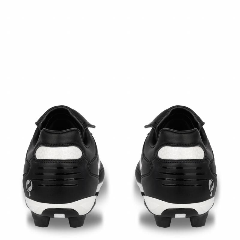 Voetbalschoen Goal JR AG Lace Black / White (34-39)