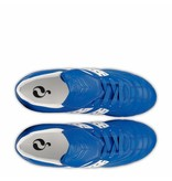 Football Boot Goal JR AG Lace Skydiver / White