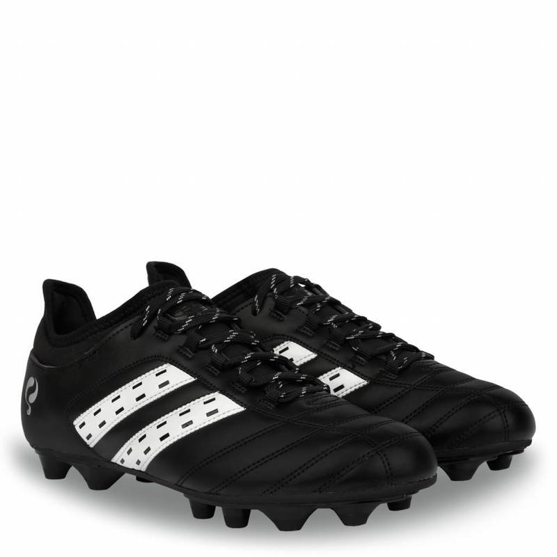Football Boot Treble FG  Black / White