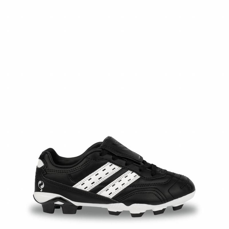 Football Boot Goal JR AG Lace Black / White