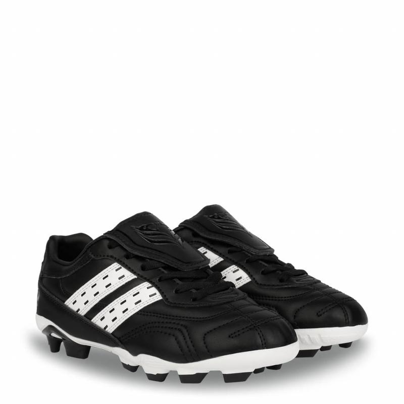 Voetbalschoenen Goal JR AG Lace Black / White (34-39)