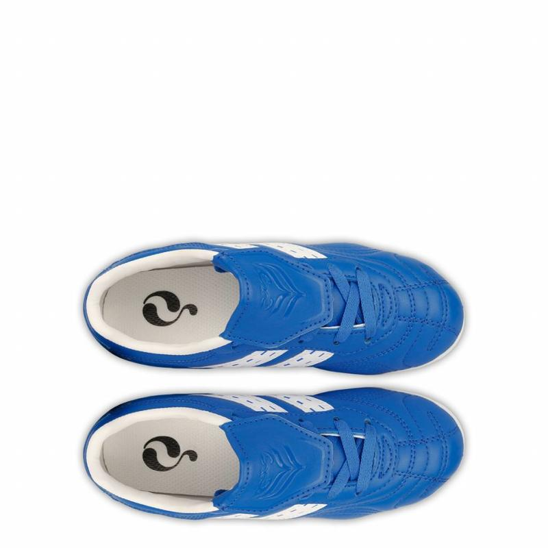Voetbalschoen Goal JR AG Lace Skydiver / White (28-33)