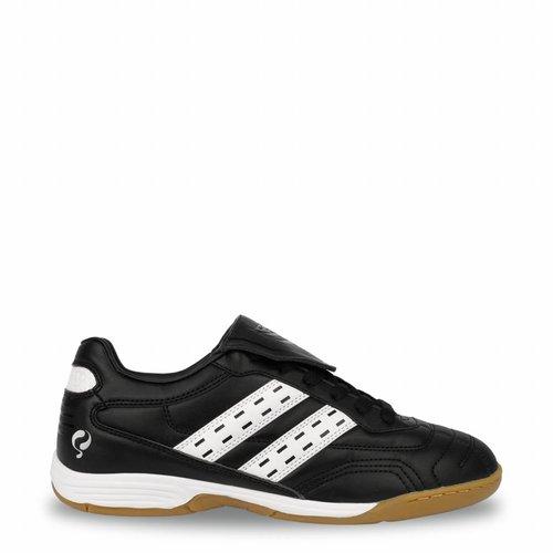 Voetbalschoenen Goal JR Indoor Lace Black / White (34-39)