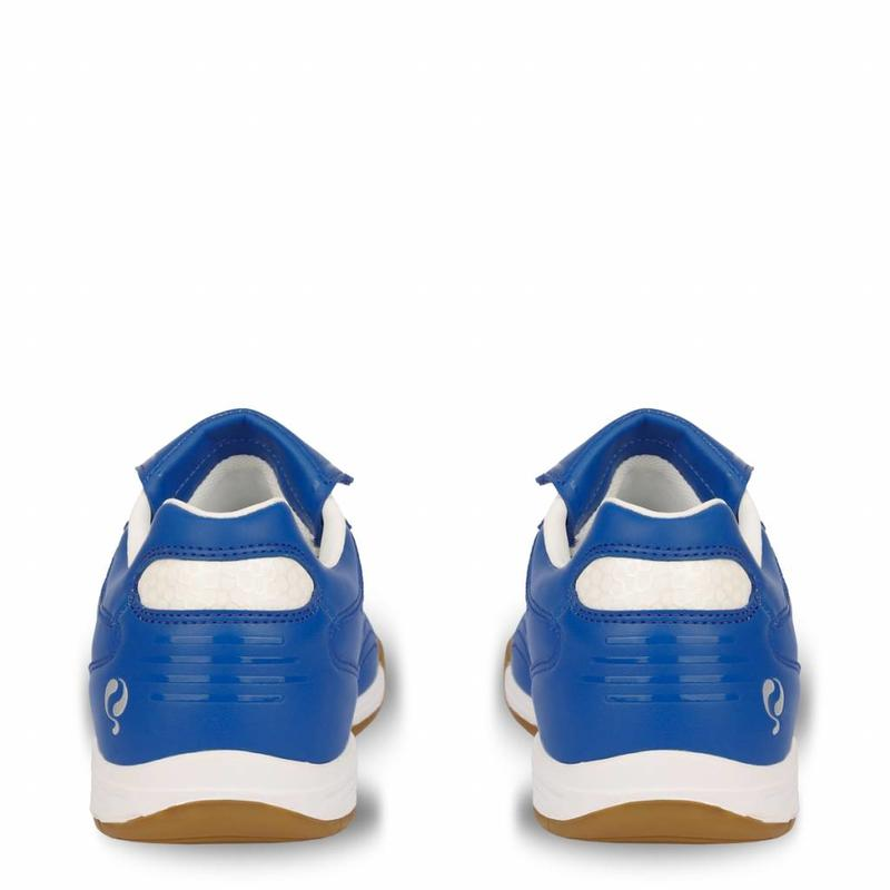 Q1905 Football Boot Goal JR Indoor Lace Skydiver / White