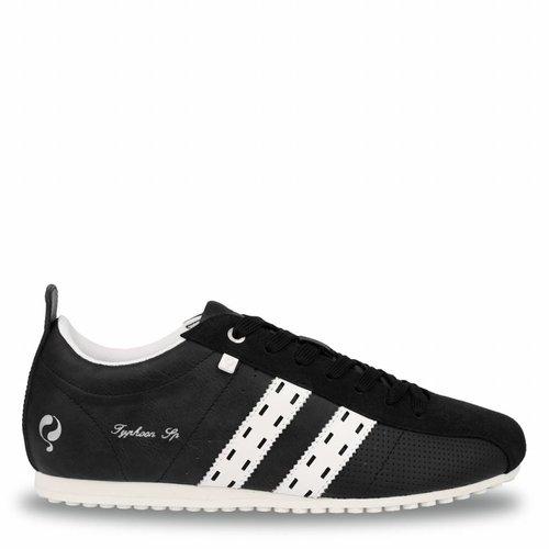 Heren Sneaker Typhoon Black / Cloud Dancer