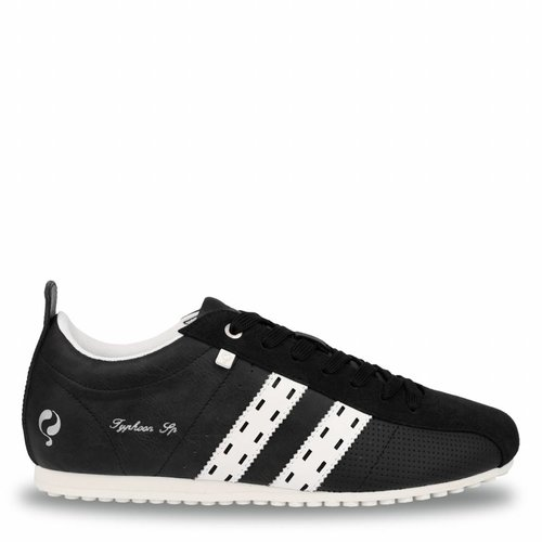 Men's Sneaker Typhoon SP Black / Cloud Dancer