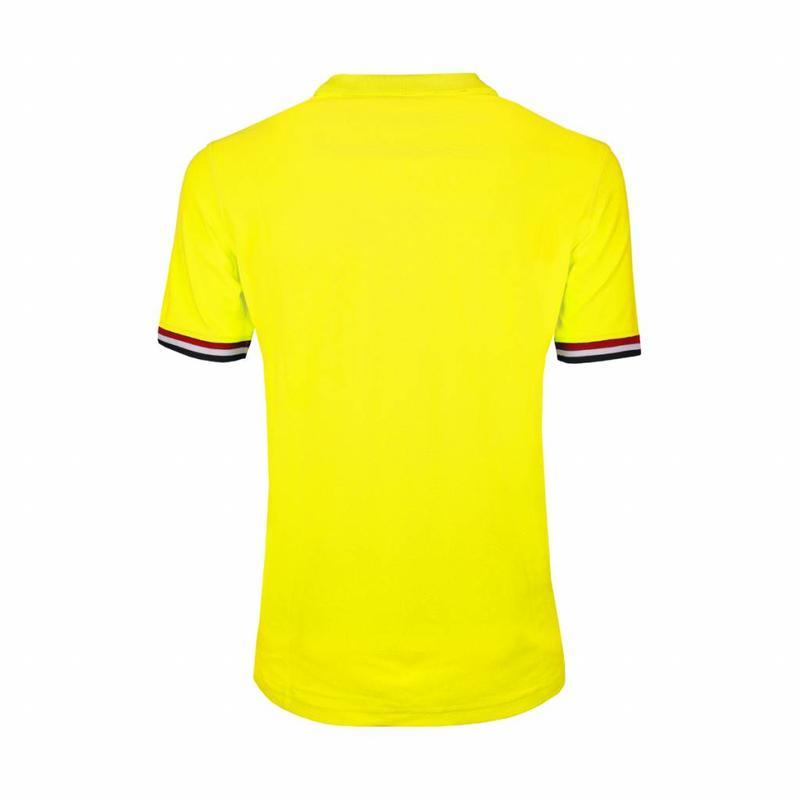 Q1905 Kids Polo Joost Luiten Neon Yellow