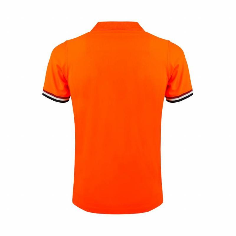 Kids Polo Joost Luiten Neon Orange