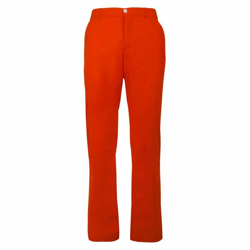 Heren Broek Condor Orange