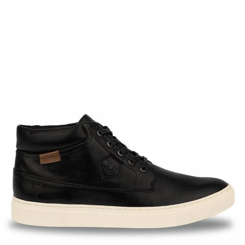 Men's Shoe Prato Black