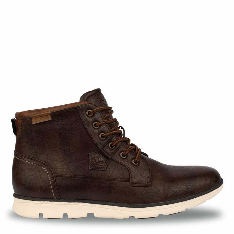 Q1905 Men's Shoe Bronson Dk Brown