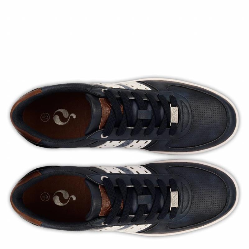 Men's Sneaker Colton Jeans Blue / Cloud Dancer