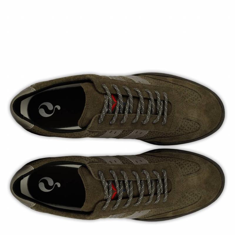 Heren Sneaker Legend '69 Army Green / Dusky Green