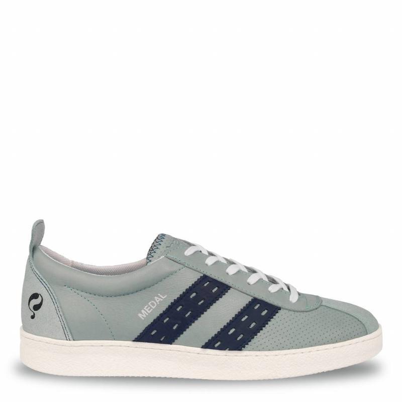 Heren Sneaker Medal Sky Blue / Jeans Blue