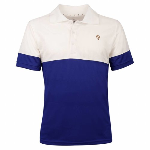 Men's Polo Pique Q Snow White
