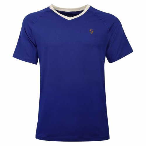Men's Tee Brush mesh Q Surf the Web