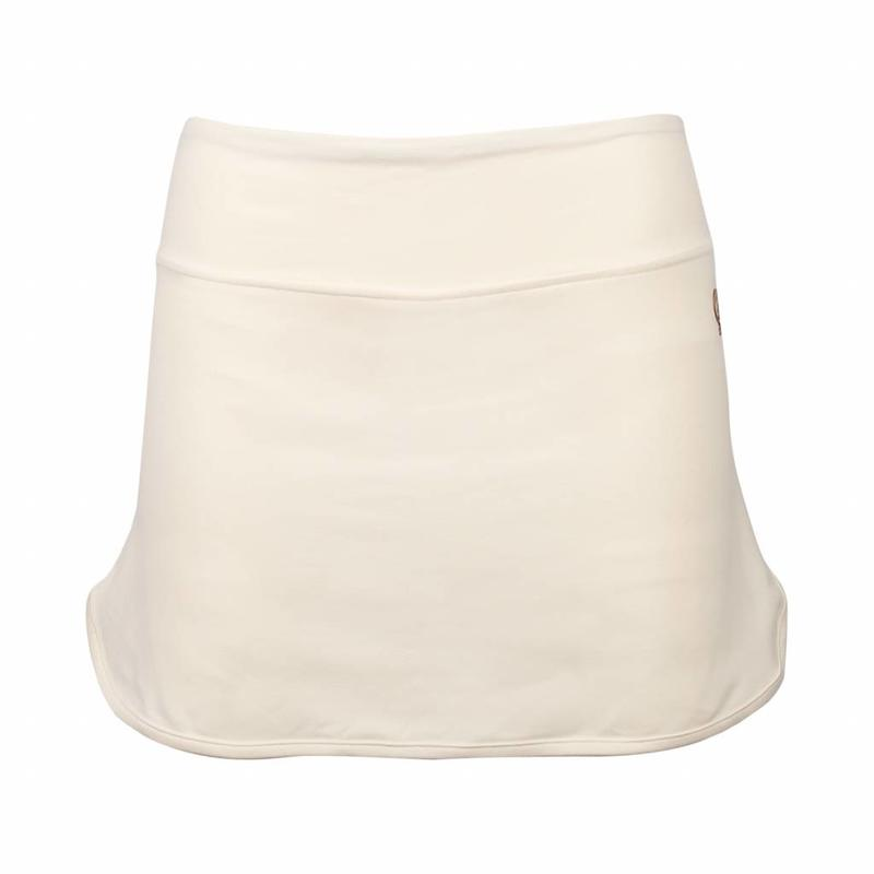 Women's Skort Brush Q Snow White
