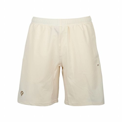 Heren Woven Short Q Snow White
