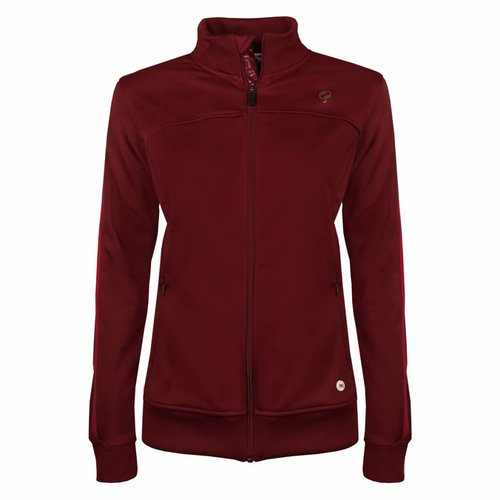 Women's Tech Jacket Q Sundried Tomatoes
