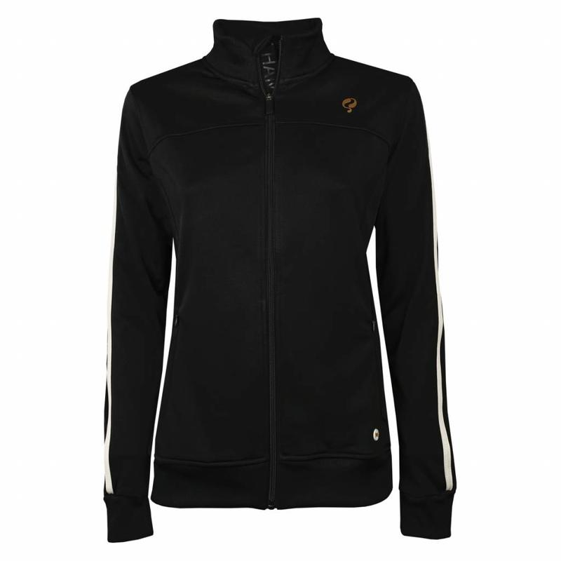 Women's Tech Jacket Q Blue Graphite
